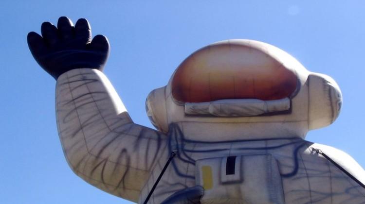 I 50 anni dal primo volo nello spazio