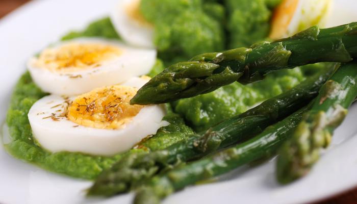 Ricetta uova asparagi
