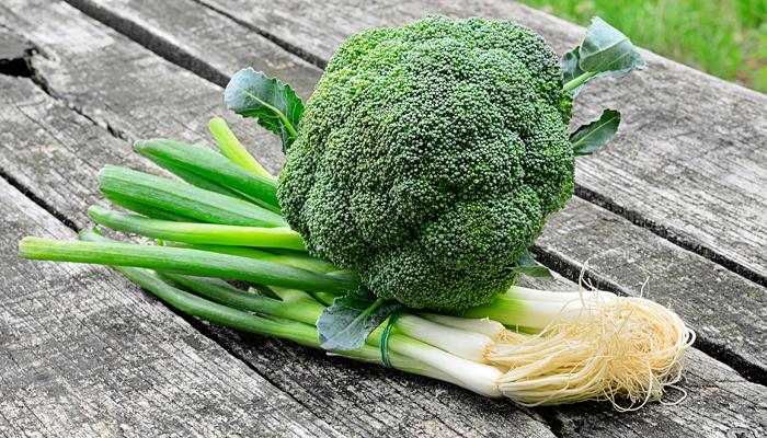 broccoli-cipolle