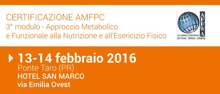 ONGARO_BANNER_NEWS_certificazione-AMFPC_TERZO-MODULO
