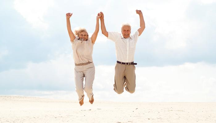 Ottimismo per vivere a lungo