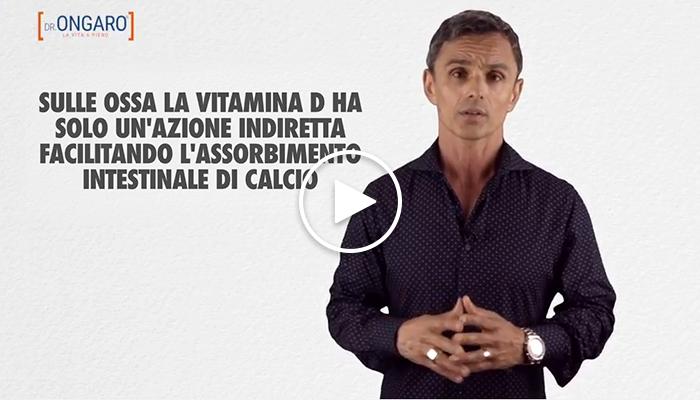 Effetti e rischi da carenza della vitamina D