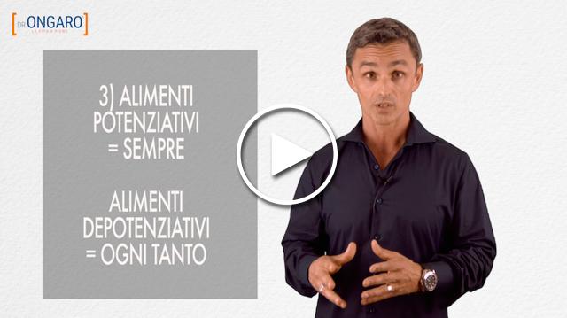 Video su 3 consigli per raggiungere una alimentazione sana