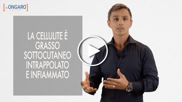 Video su strategie da adottare per constrastare pancia e cellulite
