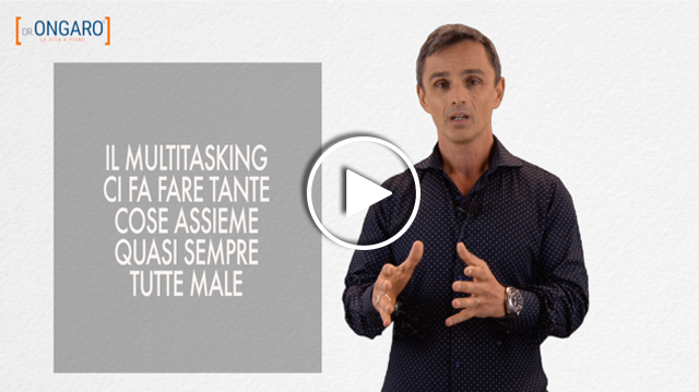 Video sui 5 consigli per una concentrazione ottimale