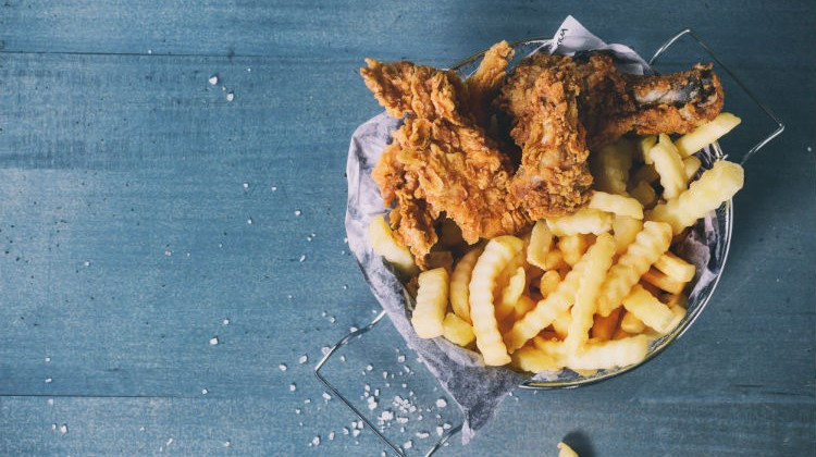 Come sfuggire dalla trappola del cibo spazzatura