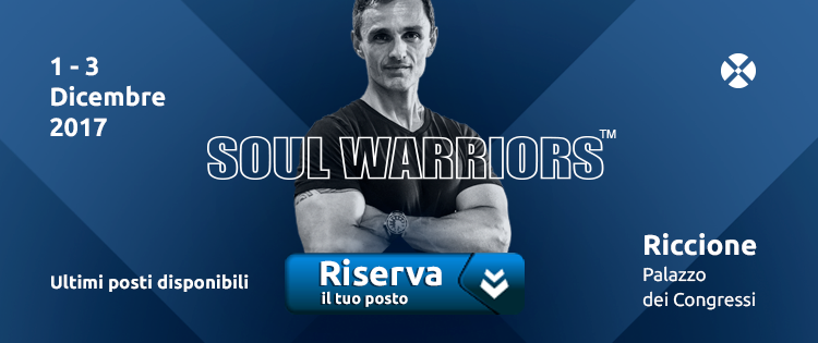 banner orizzontale soul warriors